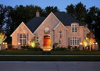 Increase Visibility and Curb Appeal with Landscape Lighting