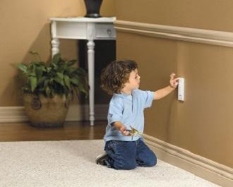 Keep Kids Safe with Tamper Resistant Receptacles